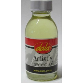 Dala Artist's Linseed Oil 100ml