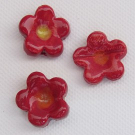 Forget Me Not Medium x 3 Red Mosaic Inserts
