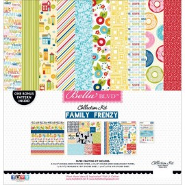 Bella BLVD Family Frenzy Collection Kit