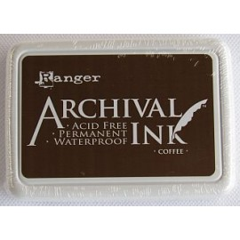 Tim Holtz  Archival Ink Cofee