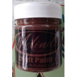 Melinda Craft Paint Chocolate 100ml