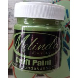 Melinda Craft Paint Green 100ml
