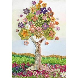3-D Blooming Tree Kit 30 x 21cm