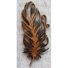 Feather 1 115 x 44mm Laser