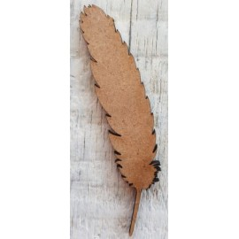 Feather 6 90 x 20mm Laser