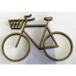Bicycle 2 60 x 95mm Laser