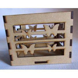 Butterfly Box 85 x 105 x 105mm Laser