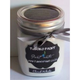 Tjhoko Paint Cloud White 250ml