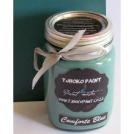 Tjhoko Paint Comfort's Blue 250ml