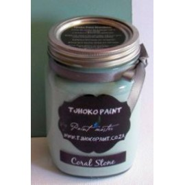 Tjhoko Paint Coral Stone 250ml