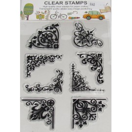Clear Stamps Corner